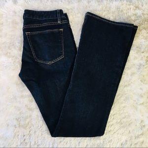 Gap 1969 Sexy Boot Jeans sz 2 26
